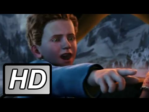 On the Ice: The Polar Express (2004) Movie Clip