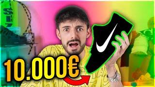HO COMPRATO LA NIKE VENDUTA A 10.000€!