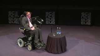 In conversation with Stephen Hawking thumbnail