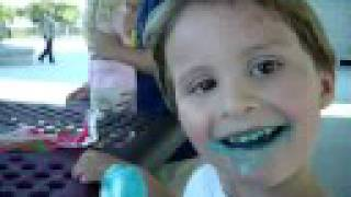 Ice cream face Thumbnail