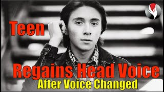Teen Boy - Regain Your Falsetto (Head Voice) After Vocal Change with Lex Jorgensen