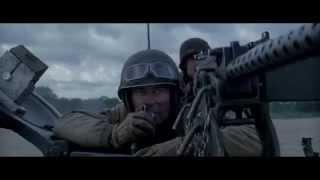 Брэд Питт в фильме Ярость(Fury) - русский трейлер №2(2014)