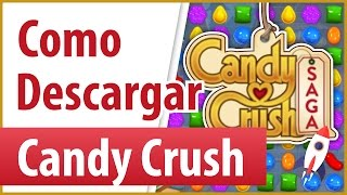 Como Descargar Candy Crush Saga o Soda Saga para PC Gratis | Windows 7/8/8.1/10