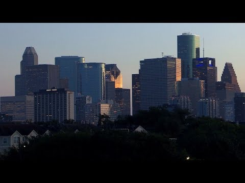 The changing face of downtown Houston