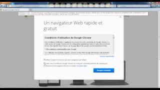 comment telecharger Google Chrome sur votre pc (Gratuit)