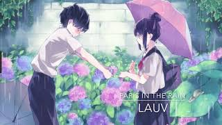 Download Lagu Nightcore - Paris In the Rain // Lauv Mp3