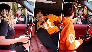 Download TROLLING DRIVE THRU WORKERS!! (SWITCHING DRIVERS) Mp3 and Videos