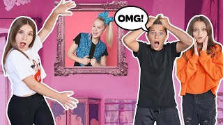EPIC MAKEOVER Room PRANK on my BOYFRIEND **SURPRISE REACTION**😡 | Piper Rockelle