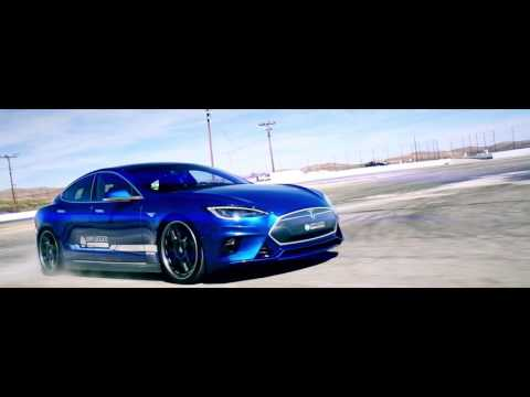 Unplugged Performance Tesla Model S - Track Testing - Official Video