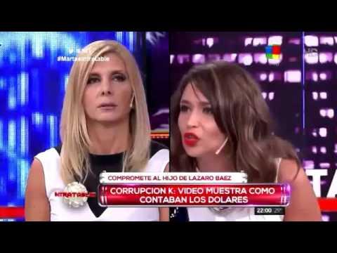 Mengolini justificó la corrupción y generó un escándalo