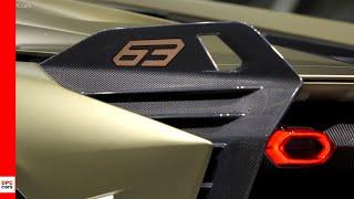 Lamborghini Sian and Future of Electrification