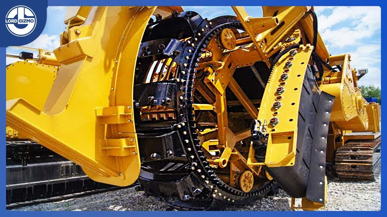 Download Powerful And Ingenious Machines You Need To See | Powerful Machines That Are At Another Level