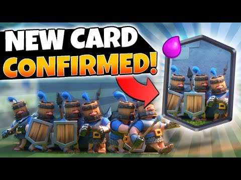 NEW CARD CONFIRMED!