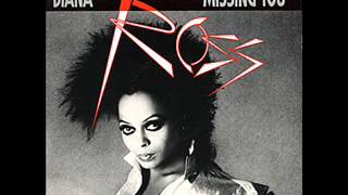 Diana Ross -  Missing You (Studio Version)
