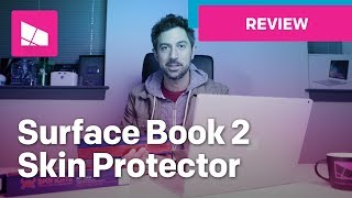Surface Book 2 Skin Protector from Skinomi