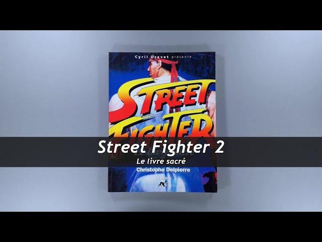 Street Fighter 2 - Le livre sacré