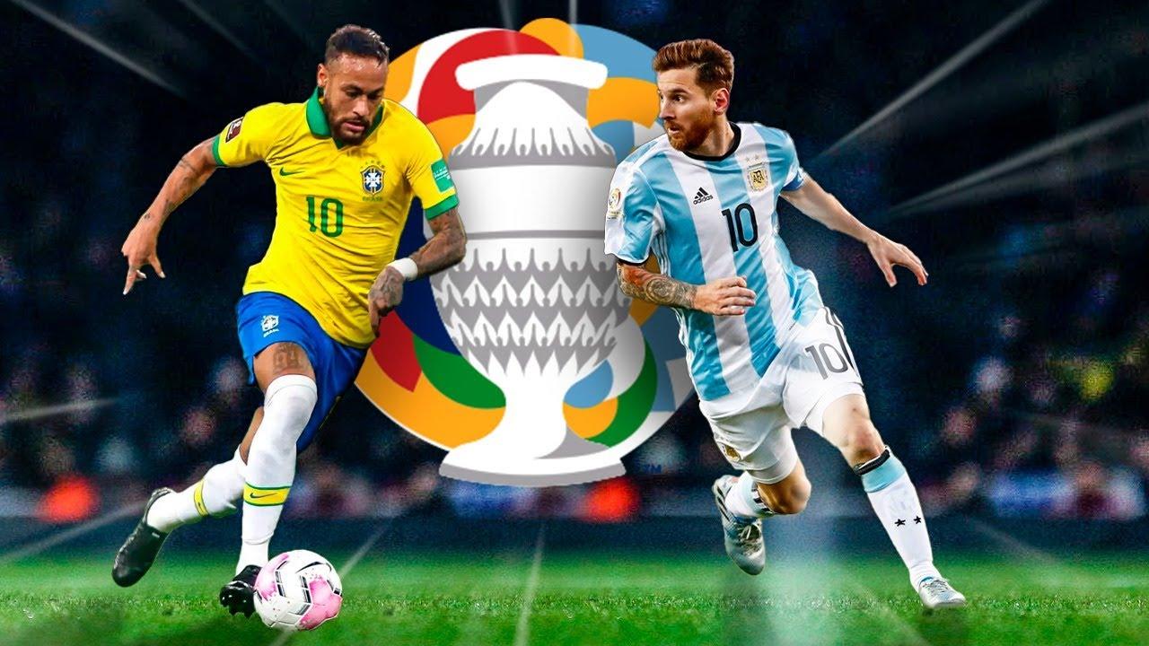 SEMIFINAL DA COPA AMERICA !!! - FIFA 21 Modo Carreira Brasileirão - Parte 82