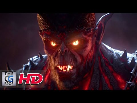 """CGI 3D Animated Trailers: """"Vikings Go To Hell"""" - by BlackGinger"""