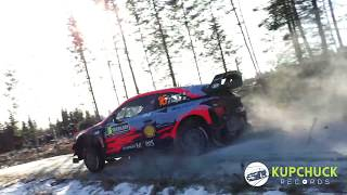 WRC Rally Sweden 2020 [Kupchuck Records]