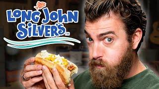 Long John Silver Sausage Taste Test