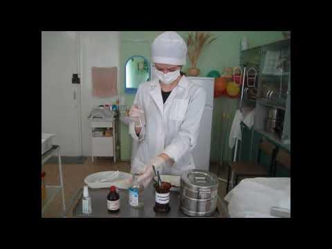 Правила розведення та введення антибіотиків