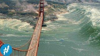 5 Tsunami TERBESAR Abad 21 Yang Terekam CCTV