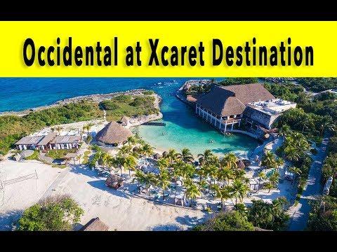 Occidental at Xcaret Destination 2018