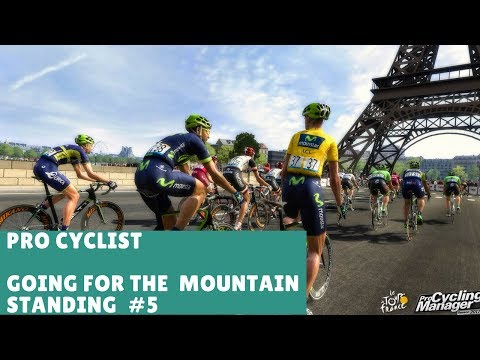 Extrix plays: Pro Cycling Manager 2017: Going for the Mountain standing 1/2 |