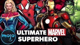 The Ultimate Superhero Bracket: Marvel | Part 1