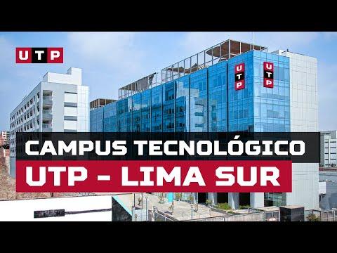 Campus Tecnológico UTP Lima Sur