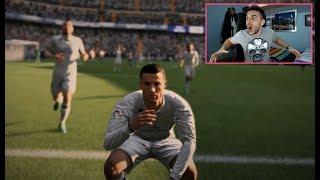 FIFA 18 ... VUELVE EL CAMINO Y NUEVO TRAILER !!!