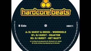 Dj Quest - Wormhole (feat Odissi)