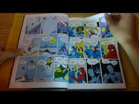 ASMR Page Turning (Spider-Man Comic-book)