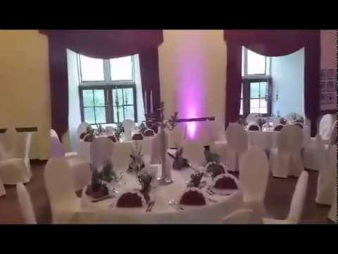 Hochzeit feiern in der Burg Stolberg mit DJ Christian Deger  YouTube