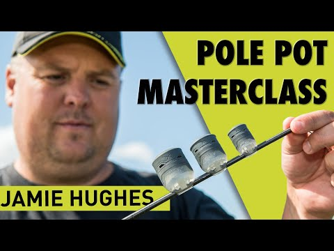 *** Coarse & Match Fishing TV *** Jamie Hughes Pole Pot Masterclass