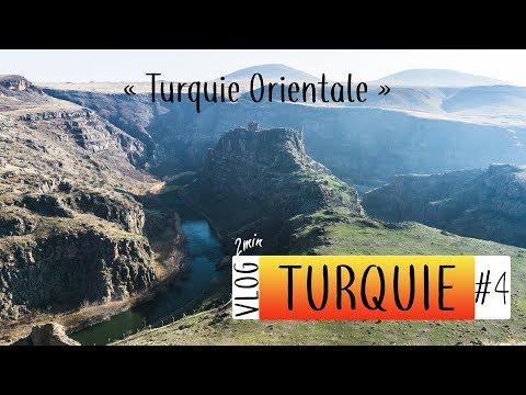 TURQUIE Orientale - Régions kurde, arménienne & mer noire - 2min VLOG#4 (ft. Alt-J - Taro)