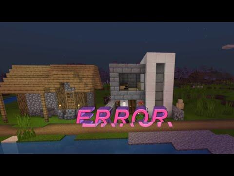 Minecraft: Modern House (Small)