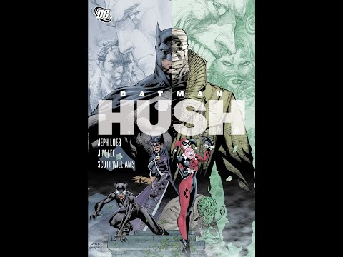 Video Batman HUSH: Intro