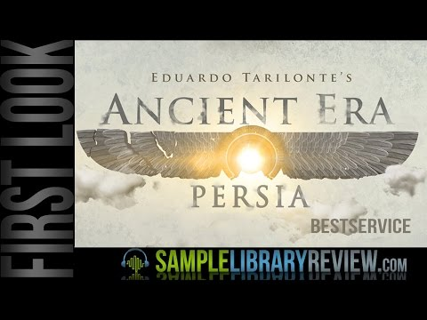 Checking Out: Ancient ERA Persia by Eduardo Tarilonte