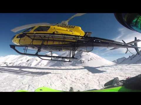 Silverton Heli Ski Trip Feb16