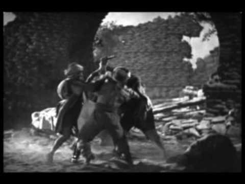 Rudolph Valentino - Fight scenes