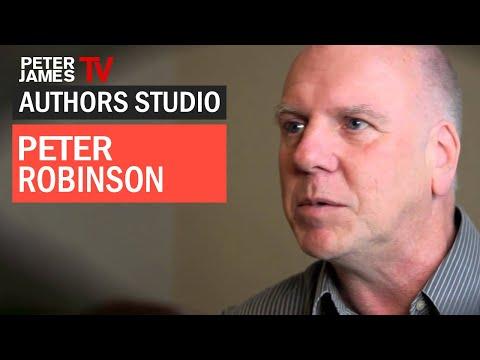 Peter James | Peter Robinson | Authors Studio - Meet The Masters
