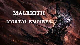 Warhammer 2 - Malekith Mortal Empires Livestream
