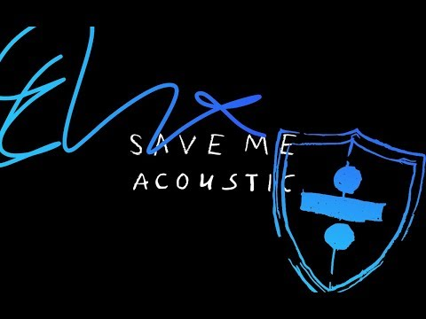 Ed Sheeran - Save Myself (Acoustic)