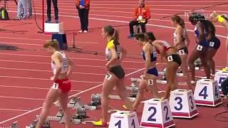 Ewa Swoboda Halowe Mistrzostwa Europy 2017 60M Finał NOWOŚĆ!