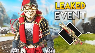 *NEW* BLACK FRIDAY EVENT LEAKS!! | Best Apex Legends Funny Moments and Gameplay - Ep. 264
