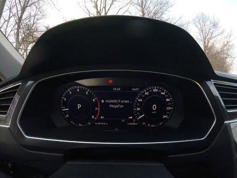 Новый Volkswagen Tiguan пробег более 100 тыс км