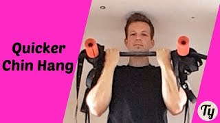 How To Improve the Chin-Hang FASTER!