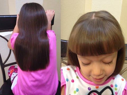 Corte de pelo con copete