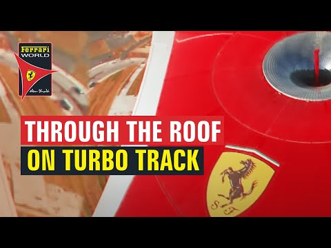 Experience Ferrari World Abu Dhabi -- the World's Largest Indoor Theme Park